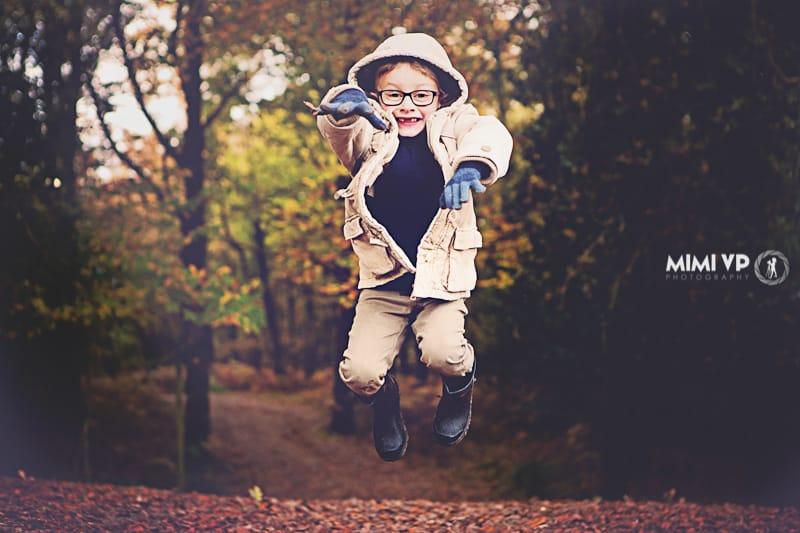 Child Portrait Session on Ashdown Forest