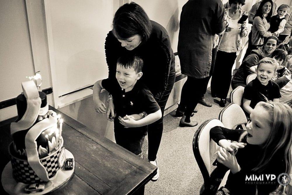 Children's party portrait by MIMI VP-57